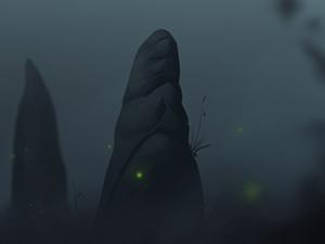 Illustration 'Dusk'