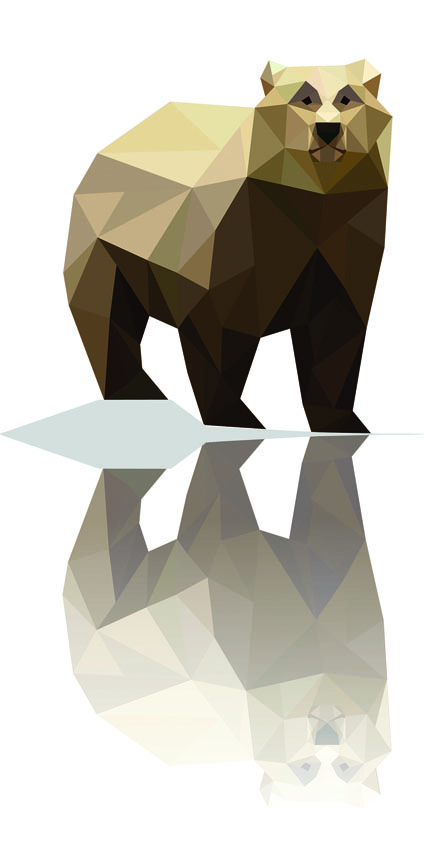 lowpoly_animals_bear