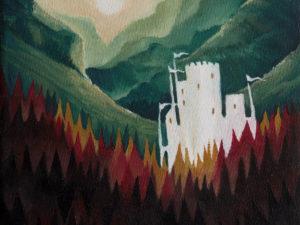 Oil painting – Landscape